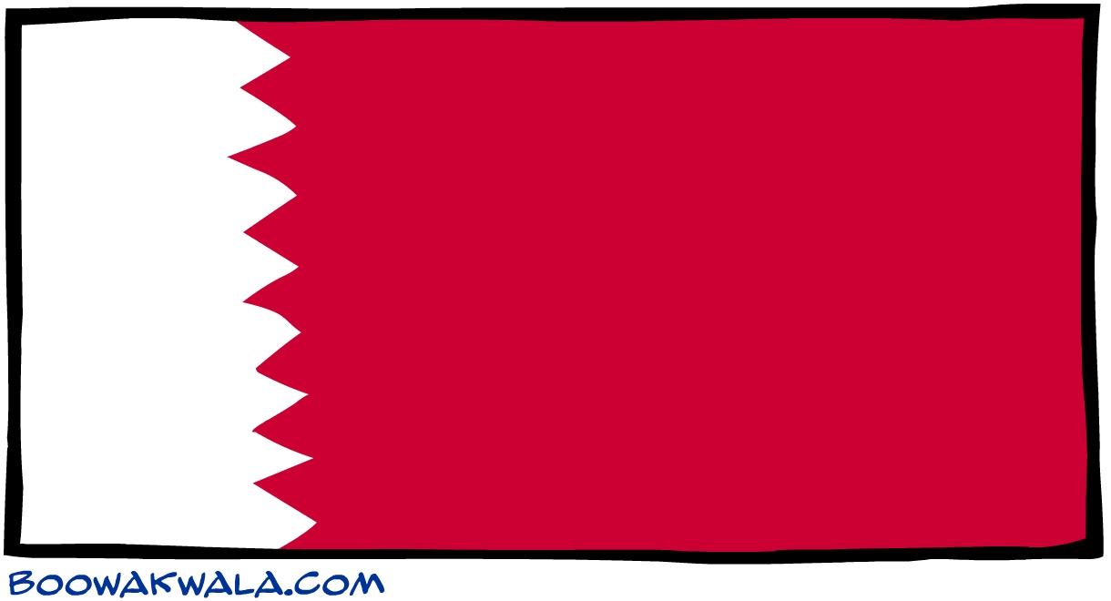 Bahre n drapeau - Koala et boowa ...
