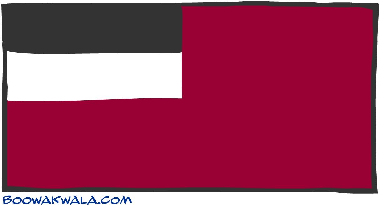 G orgie drapeau - Koala et boowa ...