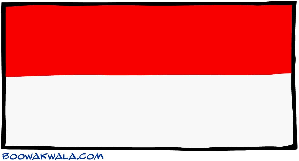 monaco drapeau