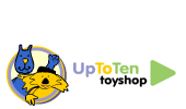 UpToTen Toyshop - Your favorite characters
